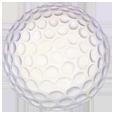 Dette er ikke en golfbold!